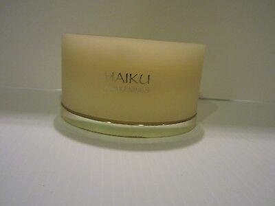 Avon  HAIKU AWAKENINGS Shimmer Dusting Powder with puff 3.5 oz.Sealed but NoBox  for sale  Brewton