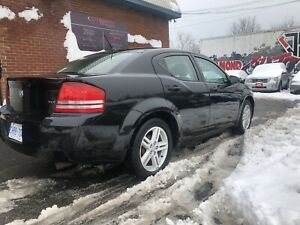 *****SOLD****2008 DODGE AVENGER SXT