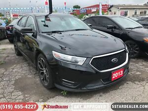2013 Ford Taurus SHO | AWD | LEATHER | NAV | ROOF