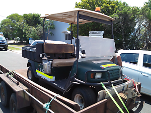 Golf Cart Tipper EZ GO Nambour Maroochydore Area Preview