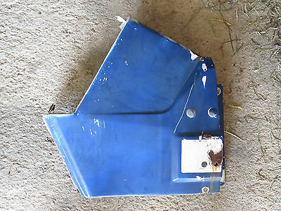 89 Kubota L Series L2550 Rear Hood Bonnet Panel Rh 31351-18810 30400-18810 Oem