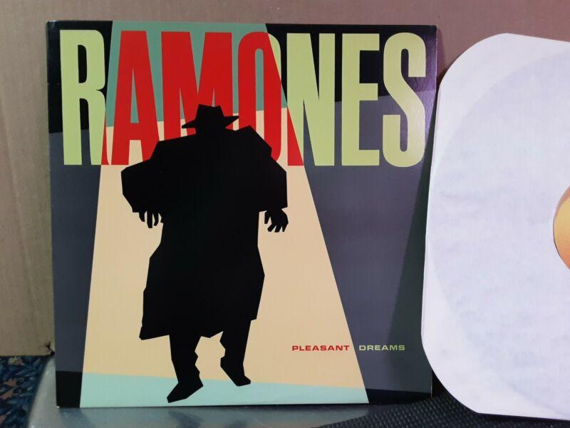 RAMONES   Pleasant Dreams Vinyl