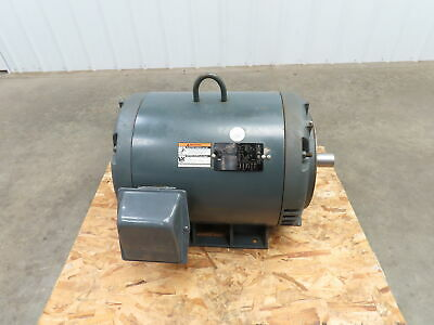 Lincoln Ac Electric Motor 60 Hp 45 Kw 1785 Rpm 230460v 3 Phase 364tsc