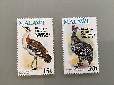 Centenary Blantyre Mission - Malawi 1976 - MNH - SG# 535/6