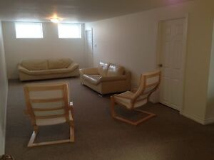 Basement for rent in burlington