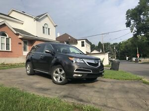 2011 Acura MDX sh-awd 7 passager