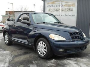 CHRYSLER PT CRUISER 2005 ***DÉCAPOTABLE***