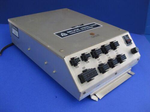 Bruce Model 7602 Termi-box / Hi-scanner
