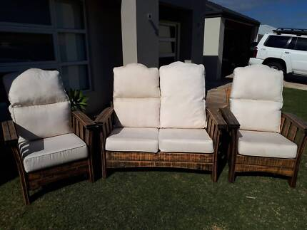 4 piece outdoor lounge other furniture gumtree australia