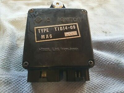 Honda CBX550 spark Ignitor Electronic Ignition Module