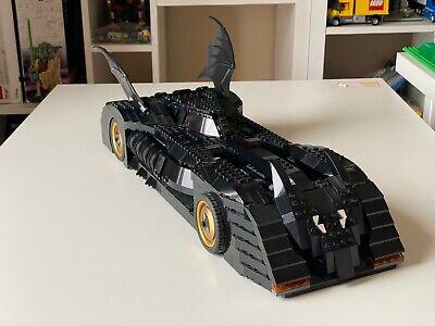 LEGO UCS Batmobile 7784 - Ultimate Collector, COMPLETE includes bonus windscreen