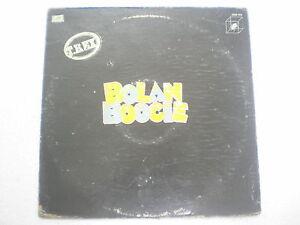 T Rex Marc Bolan Boogie Polydor Bombay RARE LP Record Vinyl India ...