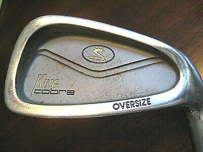 King Cobra Oversize #3 Iron w/Regular Low Flex Point Graphite Shaft. Ships FREE! Oversize 3 Iron