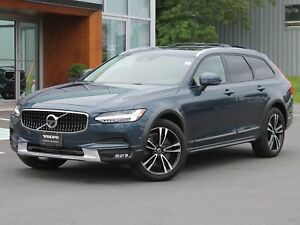 2018 Volvo V90 Cross Country T6 AWD | FULL VOLVO WARRANTY TO...