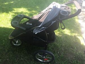 Graco click connect 3 wheel stroller