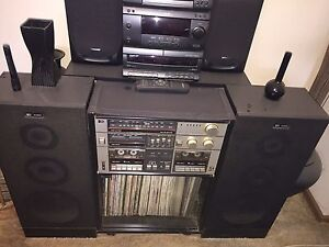 Record player sound system Meadow Heights Hume Area Preview