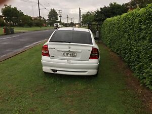 2003 Holden Astra Hatchback Tenambit Maitland Area Preview
