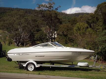 Stingray 185LS Bowrider