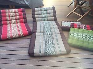Authentic Thai Triangle Cushions from $45 each Randwick Eastern Suburbs Preview