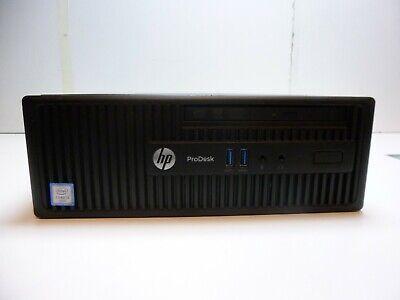 Hp ProDesk 400 G3 SFF Core i3 6100 PC - 3.70GHz. 4GB Ram 500HDD Windows 10 Pro