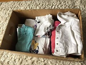 Gap size 4-5, bench, tommy hilfigure, girls clothes