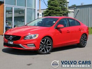 2018 Volvo S60 T6 Dynamic AWD | FULL VOLVO WARRANTY TO 160K