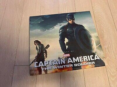Takara Tomy Marvel Avengers Captain America Civil War Metal Figure Collection51g