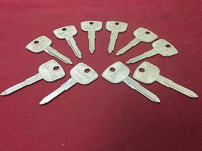 Honda By Curtis Automotive Hd79 Hd78 Key Blanks Set Of 10 - Locksmith