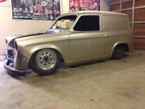Hillman Commer Pro Street Race Car project