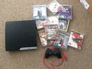 ps3 with games and new remote Newcastle Newcastle Area Preview