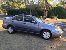 2004 Nissan Pulsar Sedan Maraylya The Hills District Preview