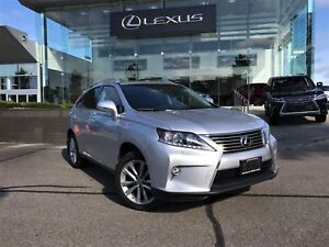 2015 Lexus RX 350 Touring Package Navigation Backup CAM Sunroof