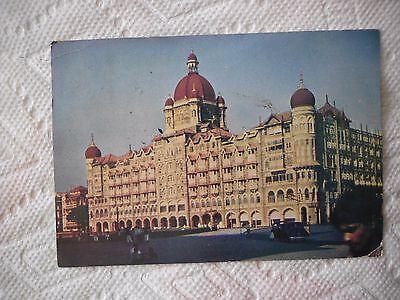 1963 Taj Mahal Hotel in Bombay, India