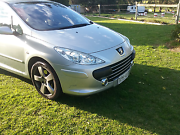 2007 Sports Peugeot  TurboDiesel Auto hatch only 92,000 km Victor Harbor Victor Harbor Area Preview