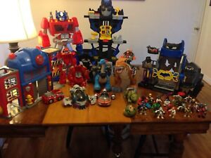 Imaginex Toy Collection