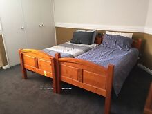 King Single Wooden Bunk Beds Hillarys Joondalup Area Preview