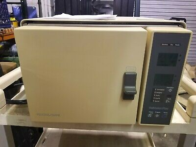 Pelton Crane Validator Plus Model Ac Instrument Sterilizer Autoclave Tattoo