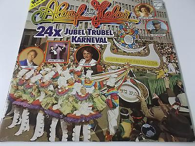 39241 - ALAAF UND HELAU (24X JUBEL TRUBEL KARNEVAL) - PHILIPS DOPPEL VINYL LP