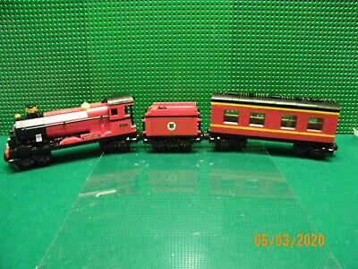Lego Harry Potter Hogwarts Express Train #4841 incomplete
