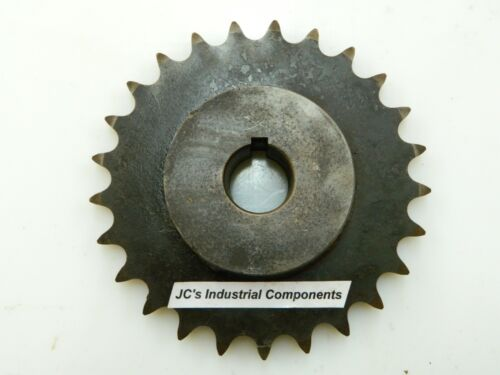 """Sprocket    80 pitch    25 tooth   1-1/2"""" bore   80A25"""