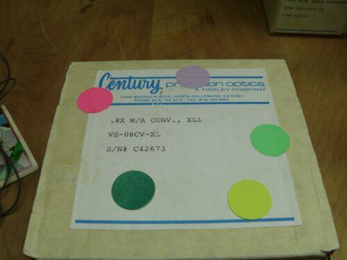Century Precision Optics .8X W/A Conv. XL1