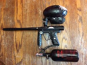 Paintball Gear - Smart Parts Ion Paintball marker package