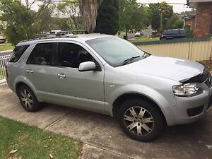2010 Ford Territory Wagon Seven Hills Blacktown Area Preview