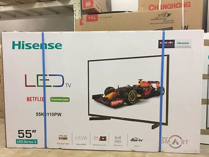 This weekend Sale Hisense 55inch Full hd smart TV with warranty
