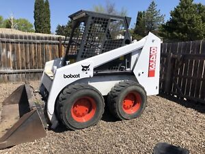 BOBCAT 843 SKID STEER 2300HRS