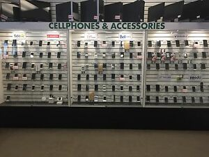 HUGE Selection of Cellphones + Accessories