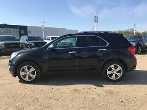 2012 Chevrolet Equinox LTZ - Sunroof, Leather Heated Seats, Back