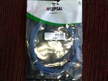 CLIPSAL RJ5-20PLBU | Cat 5e 2m Patch Leads (Blue) x 100 cables Parramatta Parramatta Area Preview