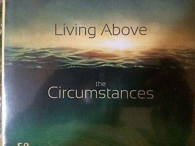 Living Above the Circumstance Volume 1 & 2 CD by Tony Evans