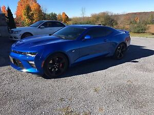 2016 Camaro 2SS, Tremec 6spd Manual